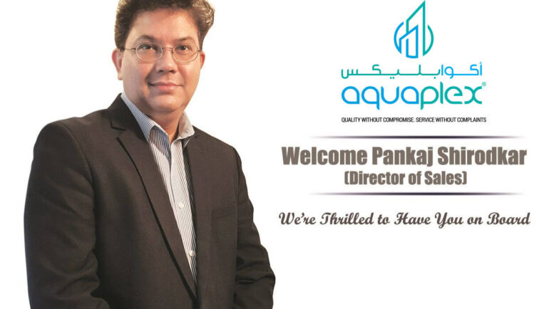 Appointment of Mr. Pankaj Shirodkar as Director of Sales – Institutional Sales Division