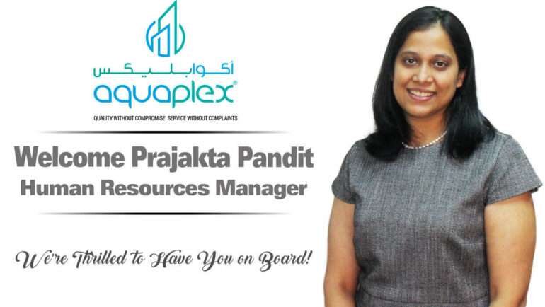 Appointment of Ms. Prajakta Pandit as Human Resource Manager