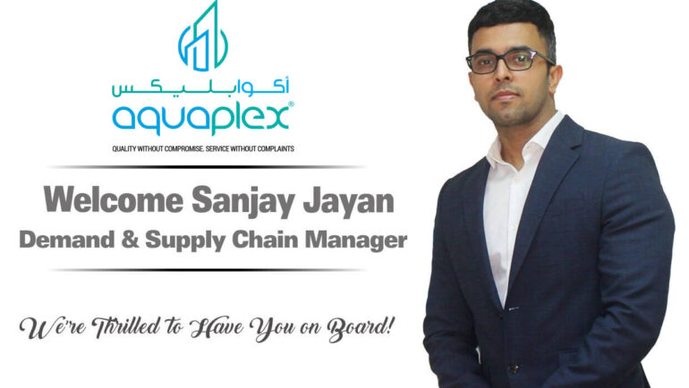 Appointment of Mr. Sanjay Jayan as Demand & Supply Chain Manager