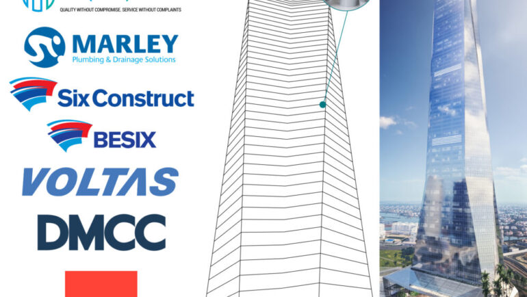 Aquaplex to supply Marley – uPVC pipes and fitting to Uptown Phase 1, Dubai